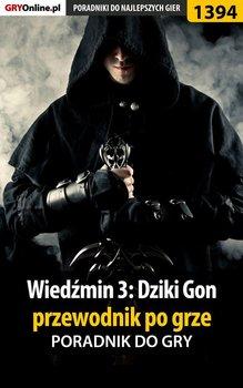 Wiedźmin 3: Dziki Gon - przewodnik po grze - Hałas Jacek Stranger