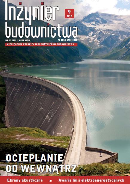Inżynier Budownictwa 09/2012