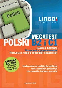 Polski B2 i C1. Megatest - Mędak Stanisław