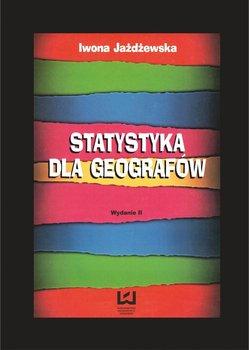 Statystyka dla geografów - Jażdżewska Iwona