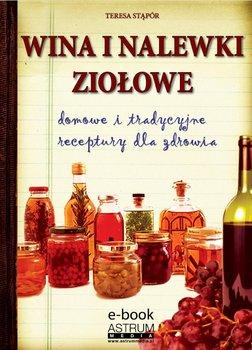 Wina i nalewki ziołowe - Stąpór Teresa