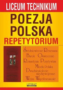 Poezja Polska. Repetytorium. Liceum, technikum - Skibicka Anna
