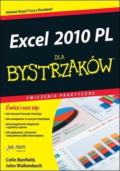Excel 2010 PL. Ćwiczenia praktyczne dla bystrzaków - Banfield Colin, Walkenbach John