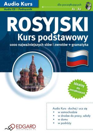 EDGARD - ROSYJSKI. Kurs Podstawowy [Audiokurs MP3]