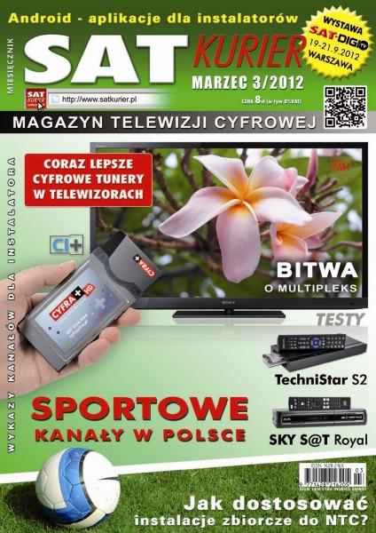 Sat Kurier 03/2012