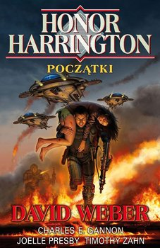 Początki. Honor Harrington - Weber David