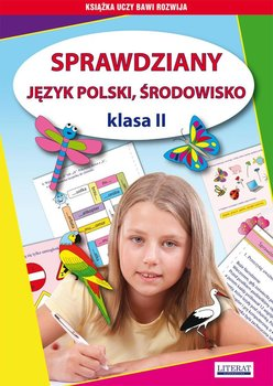 Sprawdziany. Język polski, środowisko. Klasa 2 - Guzowska Beata, Kowalska Iwona