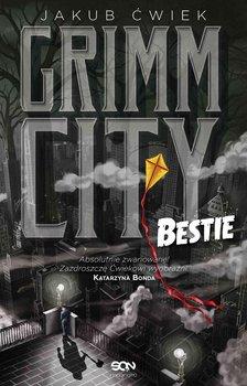 Grimm City. Bestie - Ćwiek Jakub
