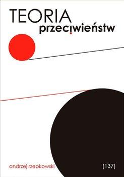 Teoria przeciwieństw - Rzepkowski Andrzej