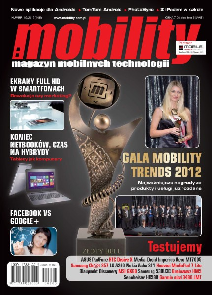 Mobility 02/2013