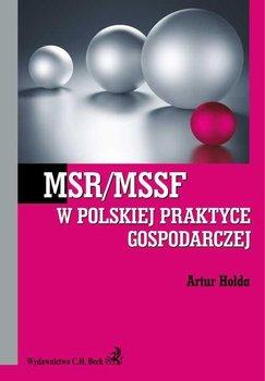 MSR/MSSF w polskiej praktyce gospodarczej - Hołda Artur