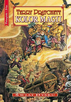 Świat Dysku. Tom 1. Kolor magii - Pratchett Terry