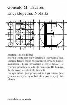 Encyklopedia. Notatki - Tavares Goncalo M.