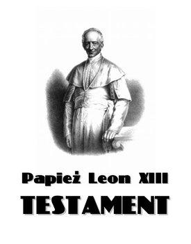 Testament - Papież Leon XIII