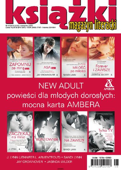 Magazyn Literacki KSIĄŻKI 6/2015