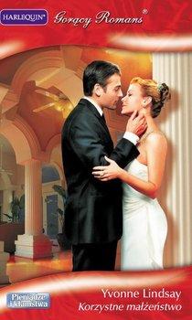 Korzystne małżeństwo - Lindsay Yvonne