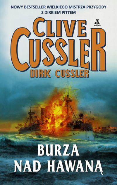 Cusler Clive - Przygody Dirka Pitta 23 - Burza nad Hawaną