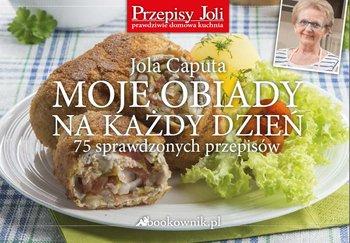 Moje obiady na każdy dzień - Caputa Jola