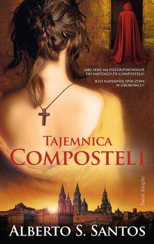 Tajemnica Composteli - Santos Alberto S.