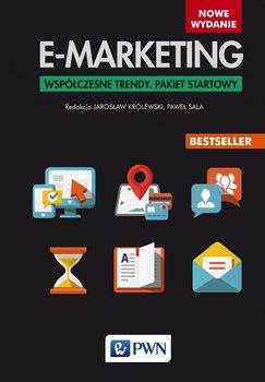 E-marketing. Współczesne trendy. Pakiet startowy - Królewski Jarosław, Sala Paweł