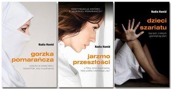 Pakiet: Gorzka pomarańcza/ Jarzmo przeszłości/ Dzieci szariatu - Hamid Nadia