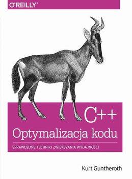 C++. Optymalizacja kodu. Sprawdzone techniki zwiększania wydajności - Guntheroth Kurt