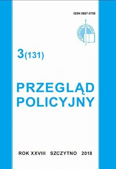 Przegląd Policyjny nr 3 (131) 2018 - Opracowanie zbiorowe