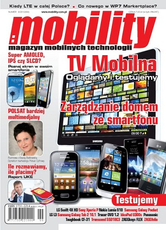 Mobility 08/2012