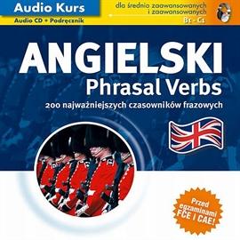 EDGARD - Angielski Phrasal Verbs [AUDIOKURS MP3]