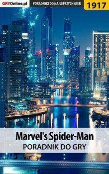 Marvel's Spider-Man. Poradnik do gry - Misztal Grzegorz Alban3k