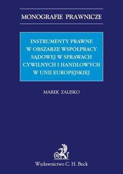 Instrumenty prawne w obszarze współpracy sądowej w sprawach cywilnych i handlowych w Unii Europejskiej - Zalisko Marek