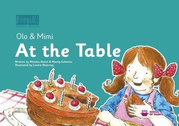 At the Table. BilinguAll. Olo & Mimi - Nizioł-Celewicz Monika, Celewicz Maciej
