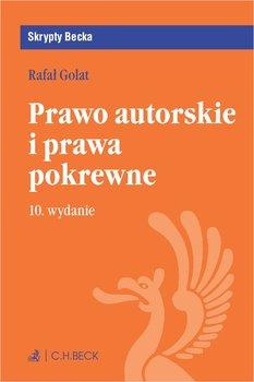 Prawo autorskie i prawa pokrewne - Golat Rafał
