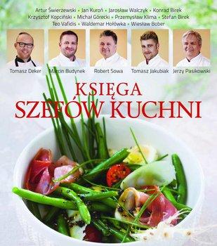 Księga szefów kuchni - Sowa Robert