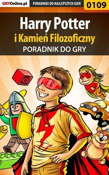 Harry Potter i Kamień Filozoficzny - poradnik do gry - Żołyński Krzysztof Hitman