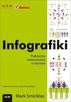 Infografiki. Praktyczne zastosowanie w biznesie - Smiciklas Mark