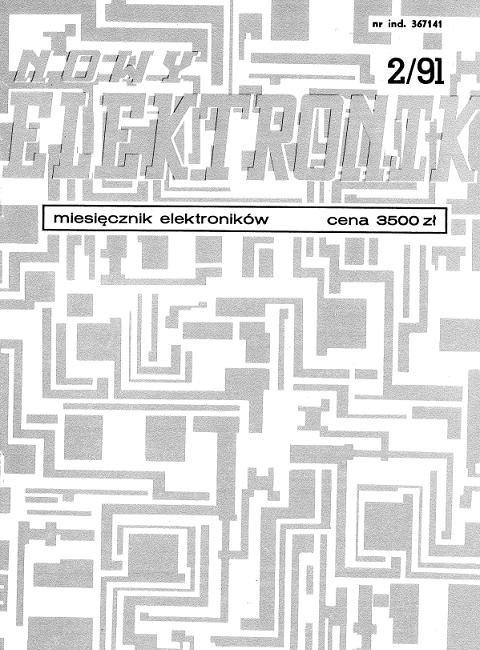 Nowy Elektronik NR2/1991 [i starsze numery]