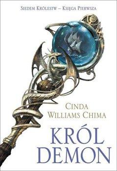 Król Demon. Siedem królestw. Księga 1 - Williams Chima Cinda