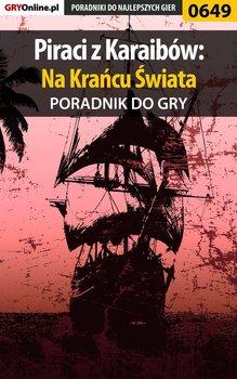 Piraci z Karaibów: Na Krańcu Świata - poradnik do gry - Hałas Jacek Stranger