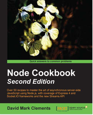 Node Cookbook, Second Edition