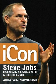 iCon Steve Jobs - Young Jeffrey