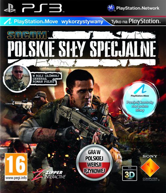 SOCOM Polskie Siły Specjalne - Poradnik PL [PS3]