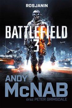 Rosjanin. Battlefield 3 - Mcnab Andy, Grimsdale Peter