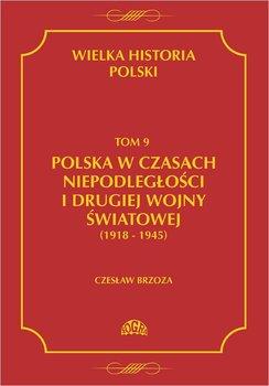 Polska w czasach niepodległości i drugiej wojny światowej 1918 - 1945. Wielka historia Polski. Tom 9 - Borzoza Czesław