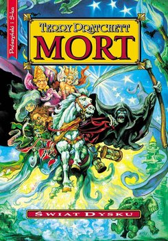 Świat Dysku. Tom 4. Mort - Pratchett Terry