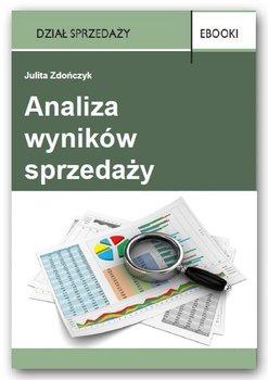 Analiza wyników sprzedaży - Zdończyk Julita