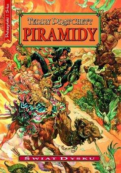 Świat Dysku. Tom 7. Piramidy - Pratchett Terry