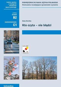 Kto czyta, nie błądzi - Seretny Anna