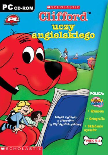 Clifford uczy angielskiego (PC)