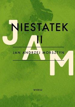 Niestatek II - Morsztyn Jan Andrzej
